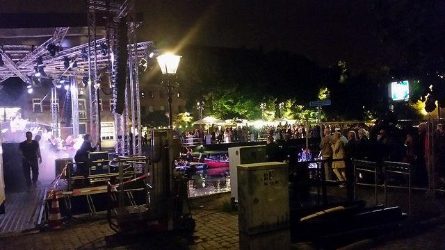 Photo of Thorbeckegracht concert met arrangementen uit Lion King, Bodyguard en Ramses