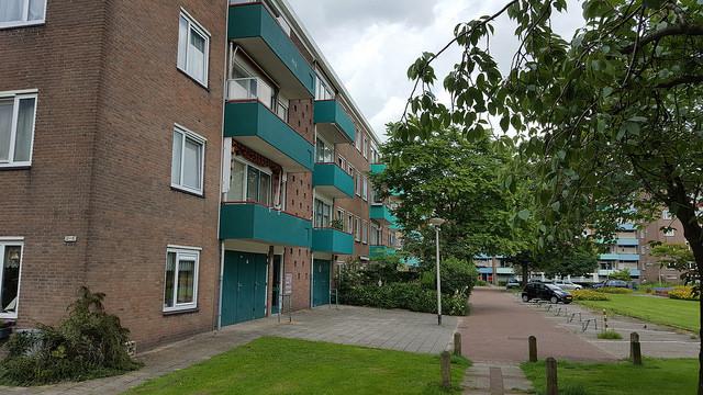 Photo of Woningen Schuurmanstraat uit 1956 gesloopt; A1 locatie behouden voor sociale woningbouw