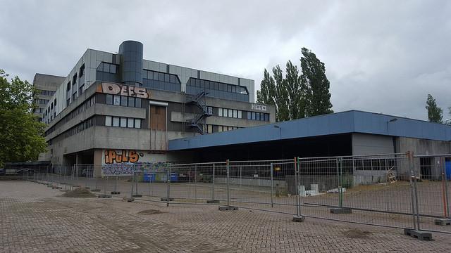 Locatie Voedselbank Zwolle - Westerlaan