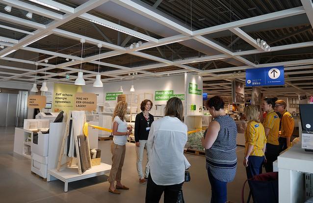 Photo of IKEA opent eerste duurzaamheidsshop in Zwolle