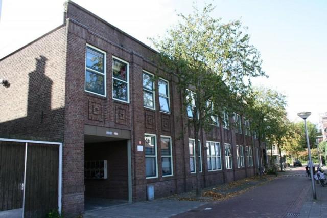 Photo of Nieuwe woningen voor jongeren in een oude fietsfabriek