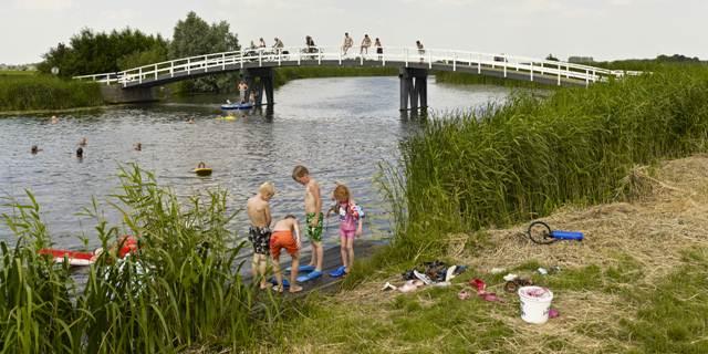 Photo of Zwemmen in rivieren en springen van bruggen levensgevaarlijk