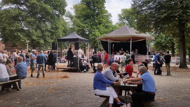 Photo of Collectebus moet 'Muziek in de Tent' optredens  betalen