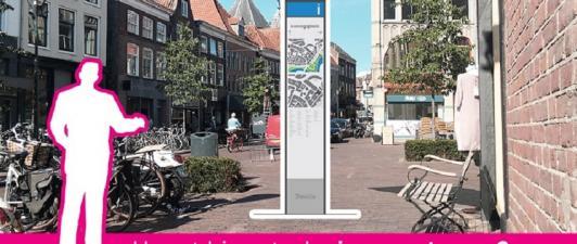 Photo of Prijsvraag ontwerp voetgangersplattegrond binnenstad