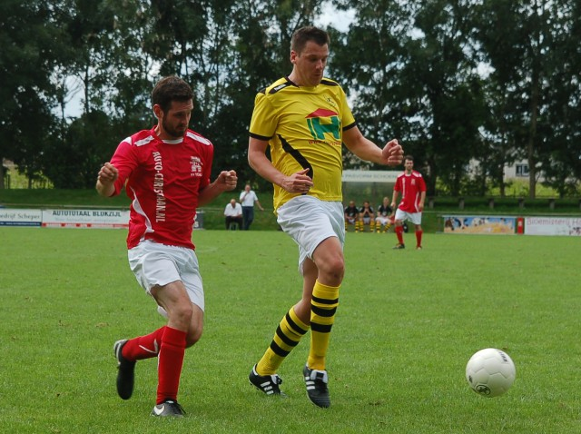 Photo of SV  Zwolle wint oefenduel van VENO