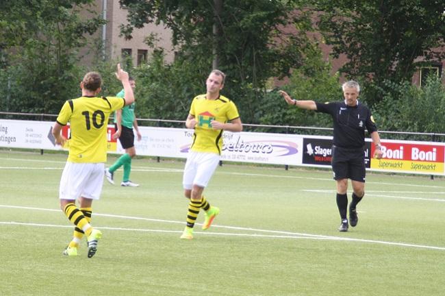 Photo of SV Zwolle wint in bekerduel van 's-Heerenbroek