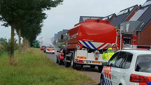 Photo of [Update] Groot gaslek in Stadshagen; geëvacueerde bewoners weer naar huis
