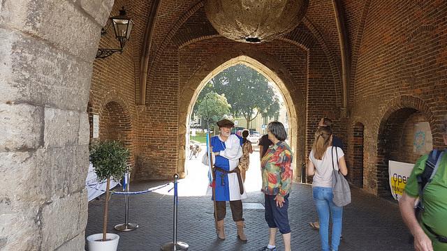 Photo of Brood expositie en Langhuis Ikonen publiekstrekkers Open Monumentendag
