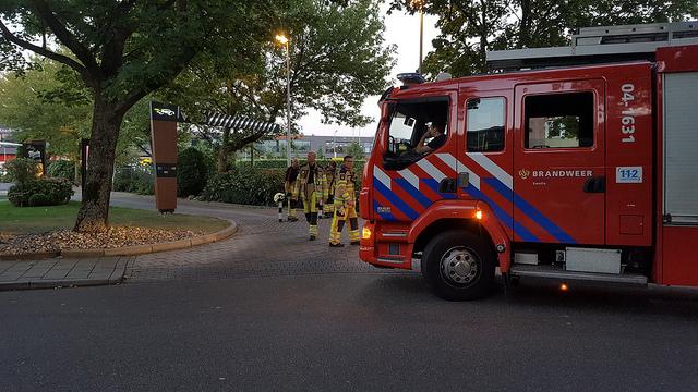 Photo of Mc Donalds Zwolle Noord enige tijd ontruimd geweest na gaslek melding