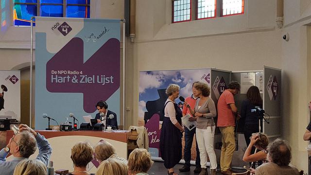 Photo of Aftrap NPO Radio 4 Hart & Ziel Lijst live vanuit Waanders Zwolle