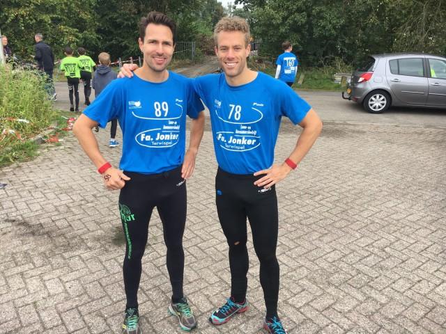 Photo of Ewout Westdijk van THOR Zwolle wint Survivalrun Leeuwarden na bikkelharde strijd!