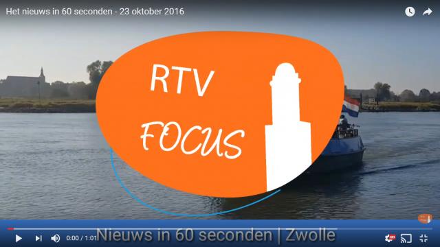 Photo of Het nieuws in 60 seconden: 23 oktober 2016
