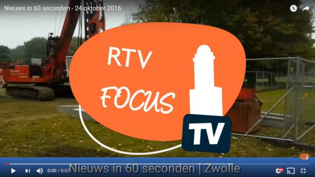 Photo of Nieuws in 60 seconden: 24 oktober 2016