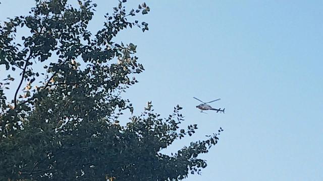 Photo of TV Oost helikopter vloog vanaf half zes rondje over Zwolle