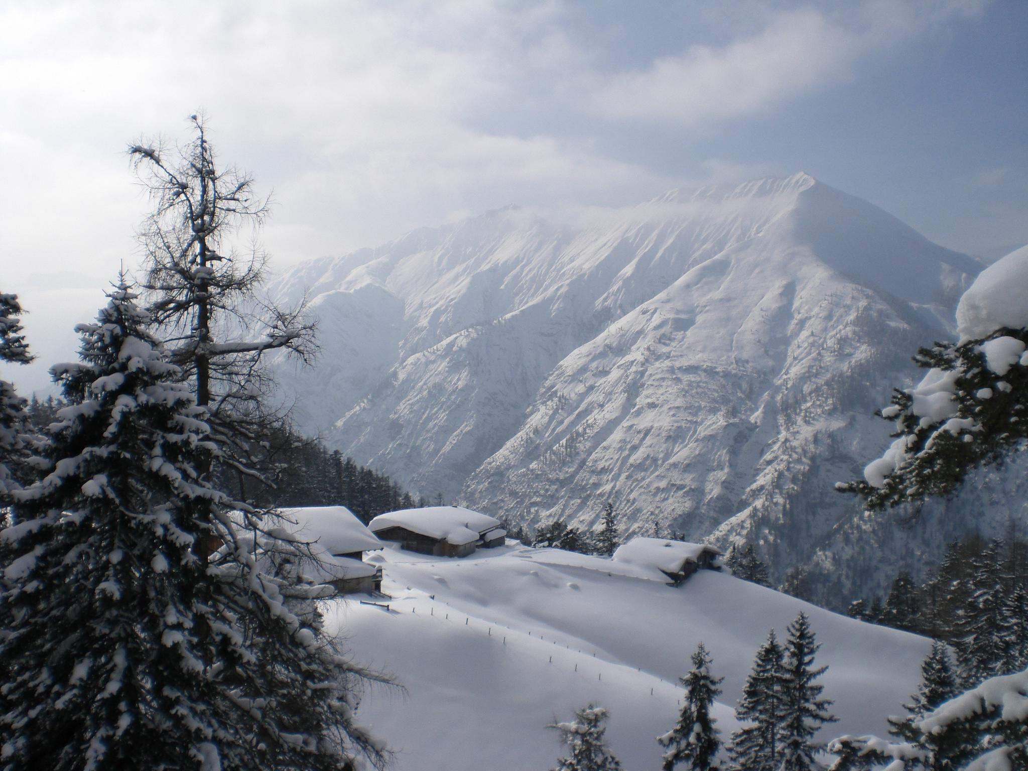 Foto: Bookhouse Boy Flickr.com C.C. Die Alm im Winter (4)