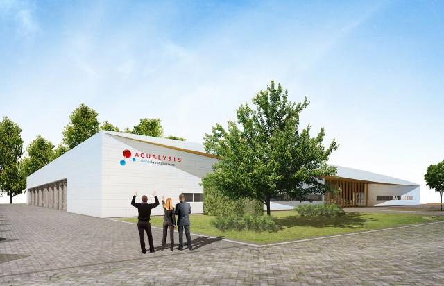 Photo of 19 het atelier wint selectie uitbreiding Waterlaboratorium Aqualysis