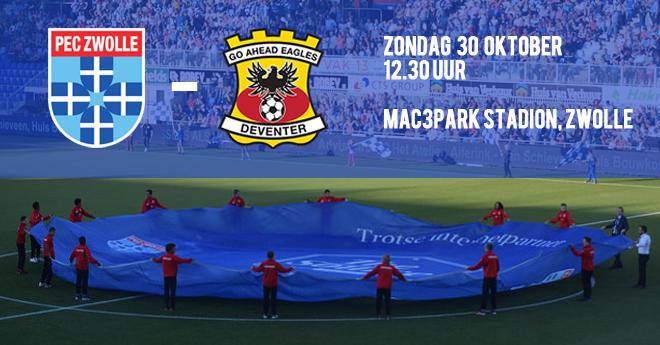 Photo of PEC Zwolle wint IJsselderby!