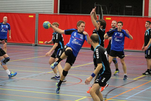 Photo of Heren van HV Zwolle Handbal winnen ook vierde wedstrijd