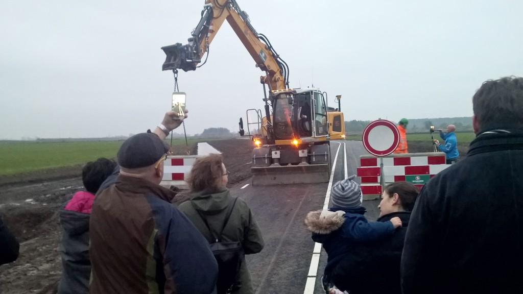 Photo of Nieuwe weg bij Breecamp-Oost geopend