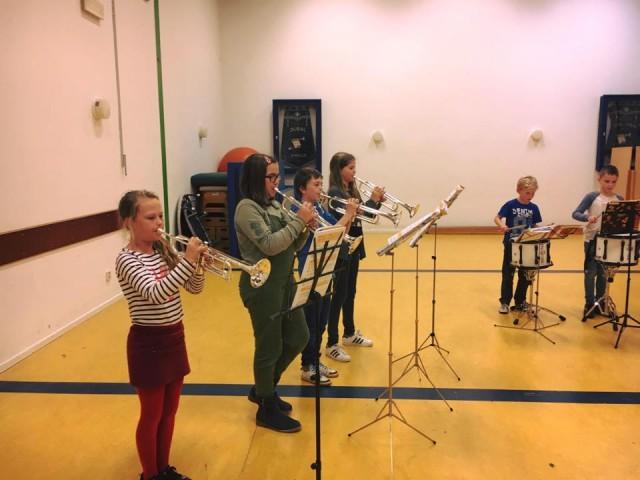 Photo of Nieuwe instrumenten voor jeugd van Jubal