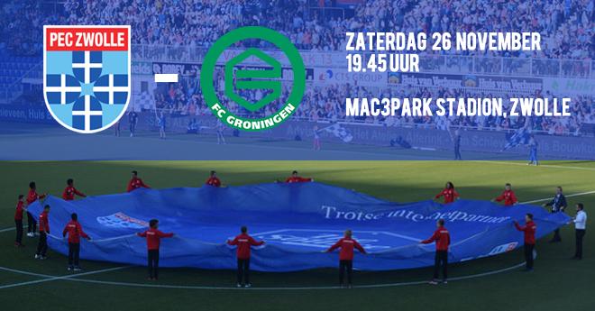 Photo of Video | Voorbeschouwing PEC Zwolle – FC Groningen