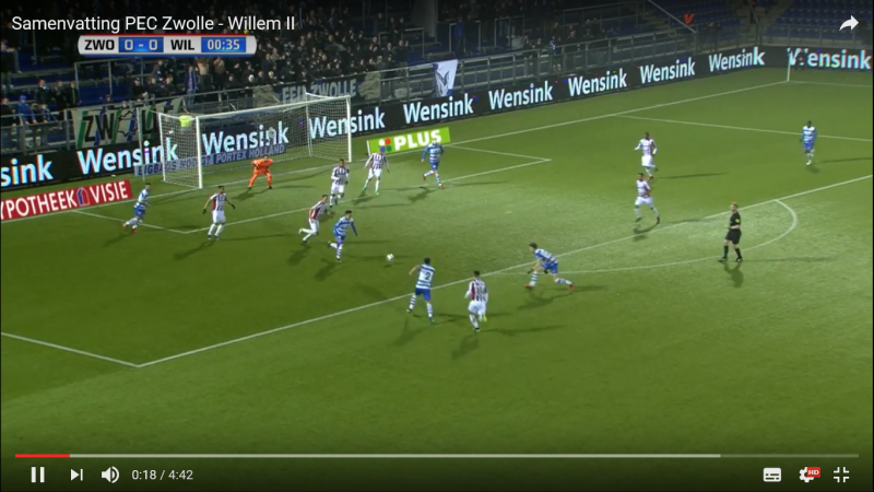Photo of Video | Samenvatting PEC Zwolle – Willem II