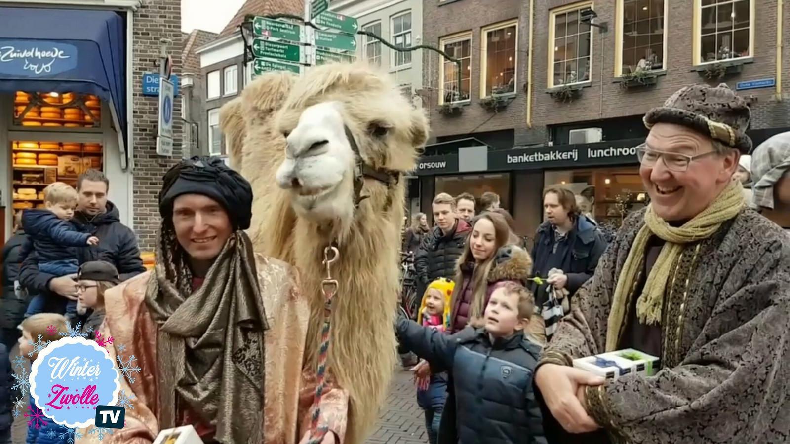 Photo of Kerst Event Zwolle trok veel bekijks