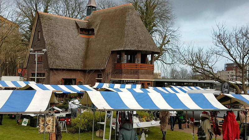 Photo of Kerstmarkt op plek met historie