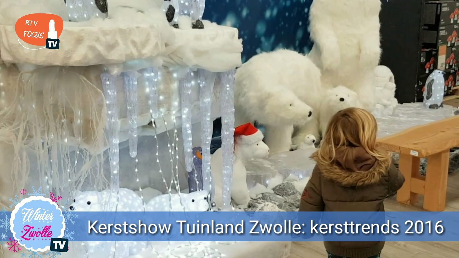 Photo of VIDEO |Kersttrends en beleving bij grootse kerstshow Tuinland