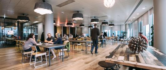 Photo of BrainZ: dé plek voor ontmoeten, verbinden en samenwerken in de Spoorzone