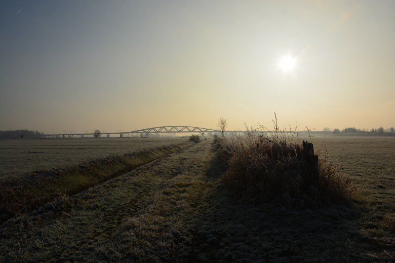 Photo of Waarschuwing lokaal dichte mist en gladheid
