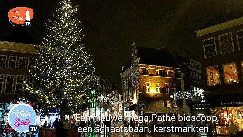 Photo of Zwolle Kerststad van Noord Nederland!