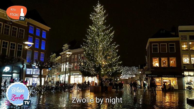 Kerstboom Zwolle 2016
