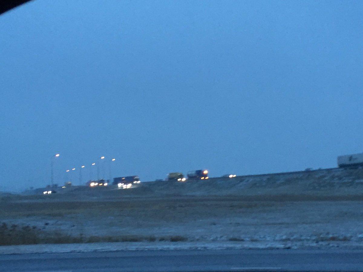 Photo of Spekglad op de A28 en A50 – bergers hebben het druk