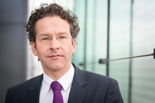 Jeroen Dijsselbloem Minister van Financiën - Foto Rijksoverheid