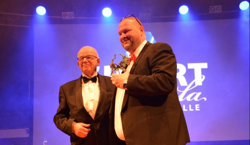 Photo of 'Laurus-sportprijs' voor Freddy Eikelboom