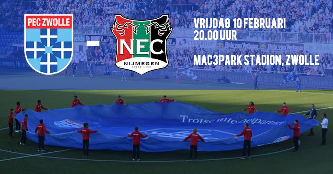 Photo of Video | Voorbeschouwing PEC Zwolle – N.E.C.