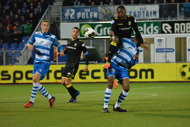 Photo of Update Foto's| Gretig PEC Zwolle verslaat Vitesse