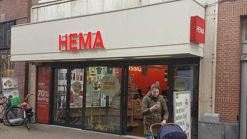 Photo of HEMA Zwolle Centrum beste HEMA van 2016