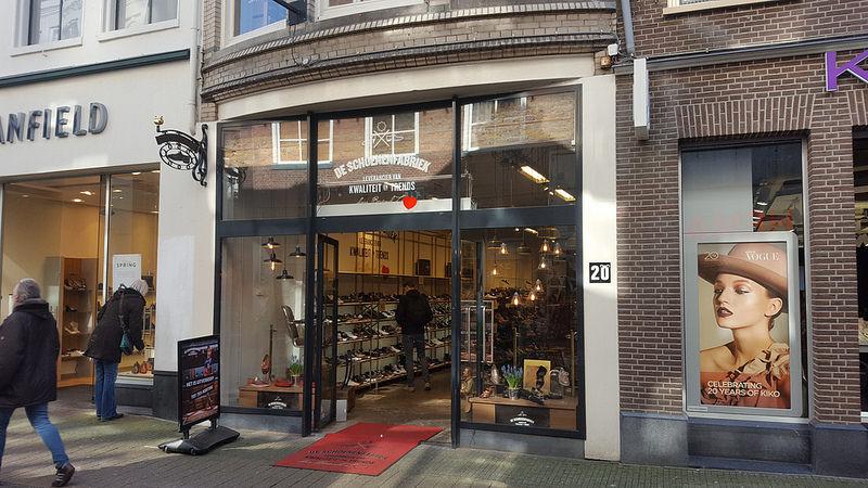 Photo of Bijzondere schoenenwinkel De Schoenenfabriek is failliet