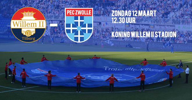 Photo of Video – Voorbeschouwing Willem II – PEC Zwolle