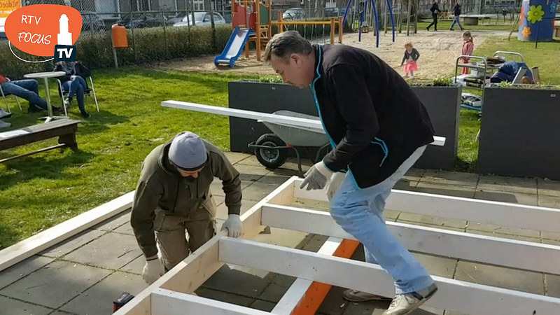 Photo of NLdoet vrijwilligersactie