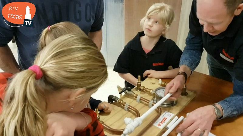 Photo of Video – 1700 kids keken binnen bij technische bedrijven in Zwolle
