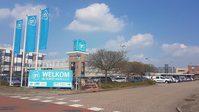Photo of Mogelijk acties bij AH Distributiecentrum op de Marslanden in Zwolle