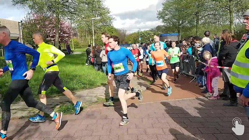 Photo of Video: 10 mijl van Zwolle Zuid (5 en 10 mijl deelnemers)