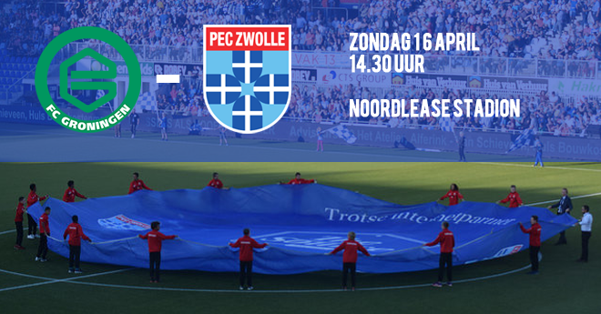 Photo of Pak slaag voor PEC Zwolle in en tegen Groningen