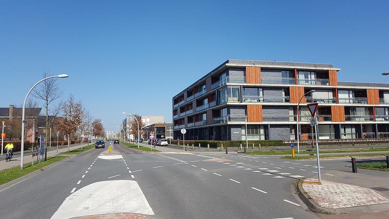 Photo of Kruising Belvédèrelaan-Frankhuizerallee weer toegankelijk voor verkeer