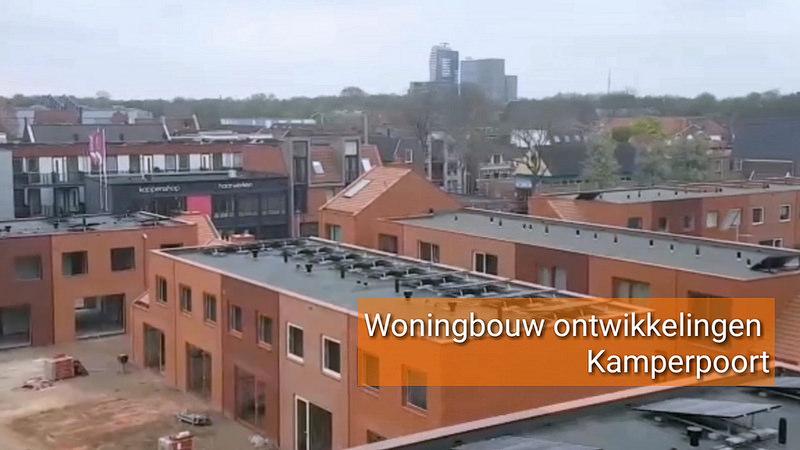 Photo of Woningbouwontwikkelingen Kamperpoort; interview met directeur deltaWonen