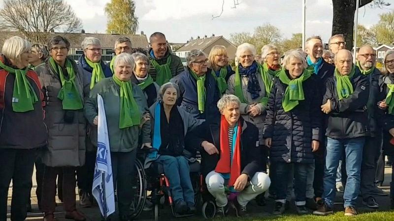 Photo of Bouw Knarrenhof Zwolle door krasse motorrijders in gang gezet