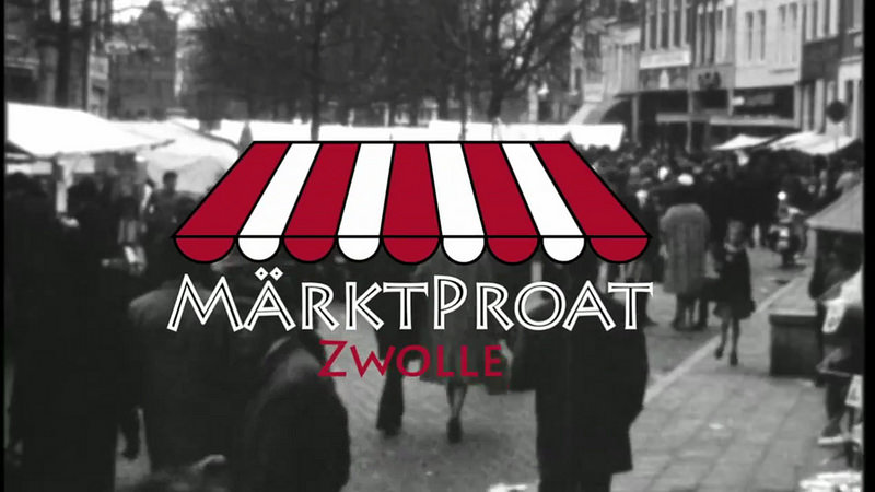 Photo of MärktProat op de Zwolse Markt – Aflevering 1